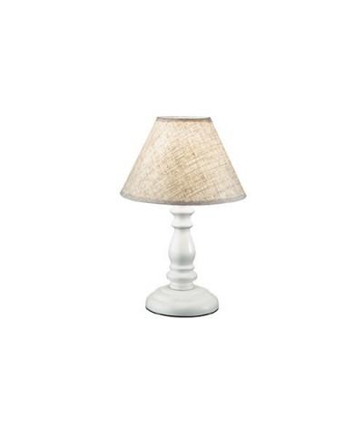 Настольная лампа IDEAL LUX 003283 PROVENCE TL1 SMALL