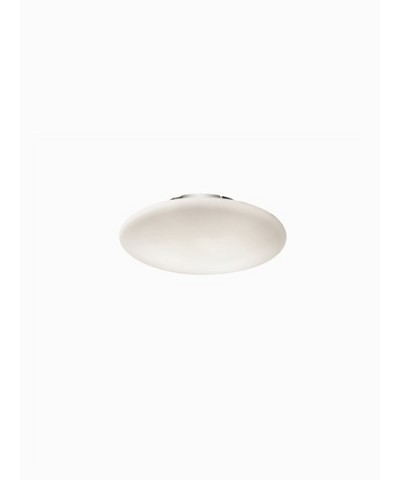Потолочный светильник IDEAL LUX 032047 SMARTIES BIANCO PL2 D40