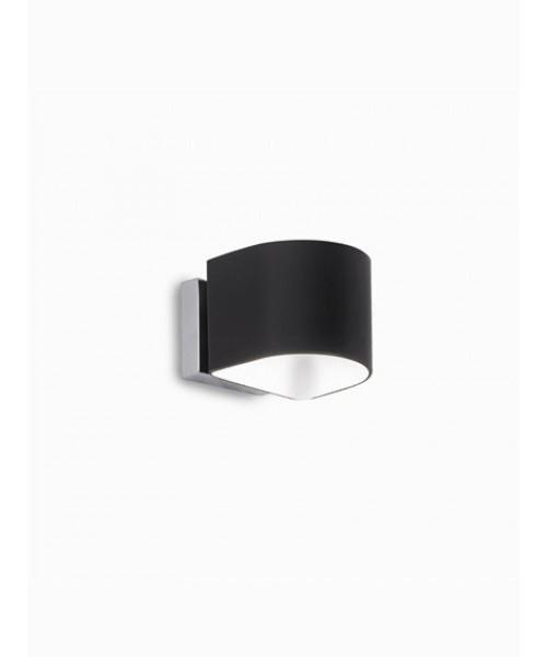 Настенный светильник IDEAL LUX 035192 PUZZLE AP1 NERO
