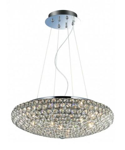 Подвесной светильник IDEAL LUX 087979 KING SP7 CROMO