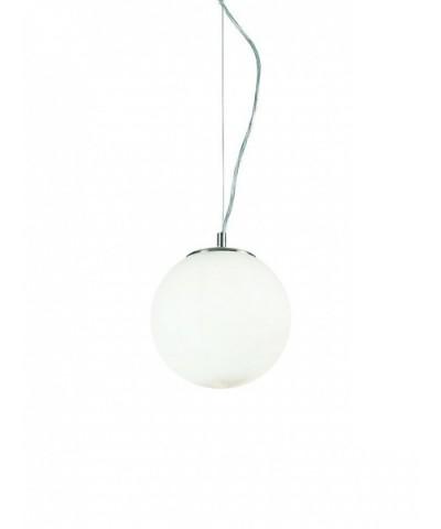 Подвесной светильник IDEAL LUX 032122 MAPA BIANCO SP1 D50
