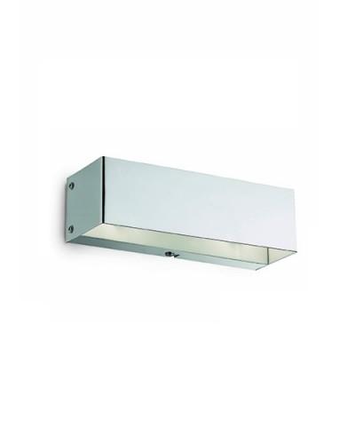 Настенный светильник IDEAL LUX 007397 FLASH AP2 CROMO