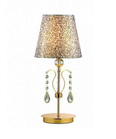 Настольная лампа IDEAL LUX 088167 PANTHEON TL1 SMALL ORO