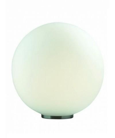 Настольная лампа IDEAL LUX 009131 MAPA BIANCO TL1 D30