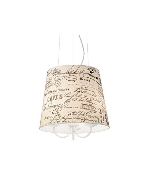 Подвесной светильник IDEAL LUX 092706 COFFEE SP3