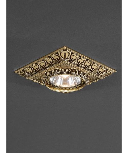 Точечный светильник RECCAGNI ANGELO 1083 Oro