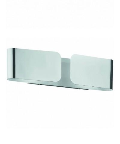 Настенный светильник IDEAL LUX 031361 CLIP AP2 SMALL CROMO
