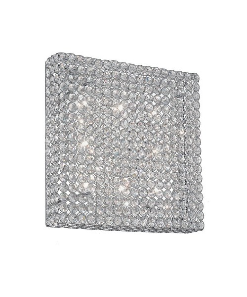 Настенный светильник IDEAL LUX 080352 ADMIRAL PL8 CROMO