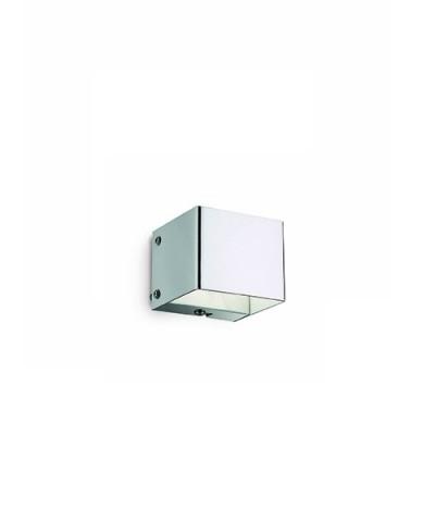 Настенный светильник IDEAL LUX 007380 FLASH AP1 CROMO