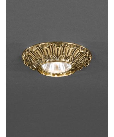 Точечный светильник RECCAGNI ANGELO 1077 Oro