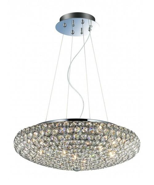 Подвесной светильник IDEAL LUX 088013 KING SP12 CROMO
