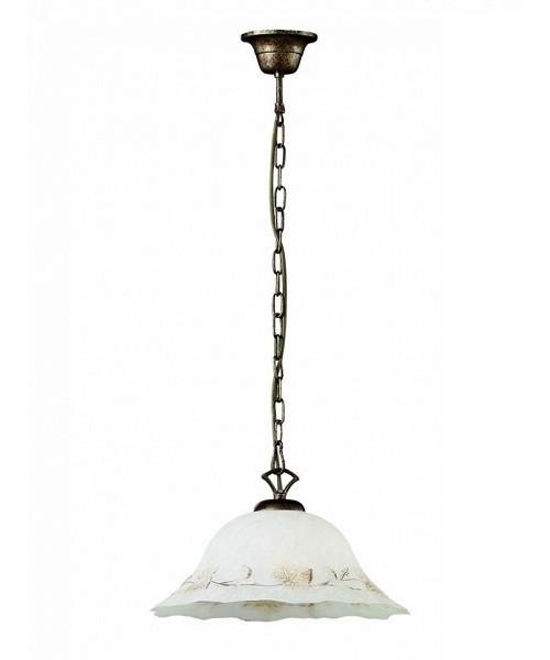 Подвесной светильник IDEAL LUX 021430 FOGLIA SP1 D50